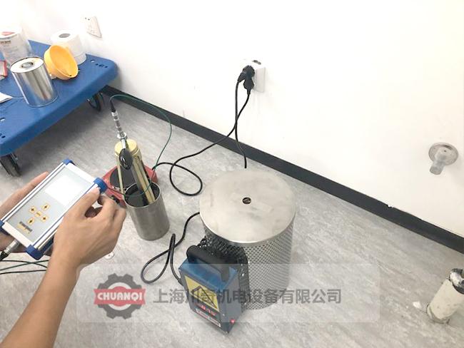 出光IVF冷却特性测试仪安装调试案例