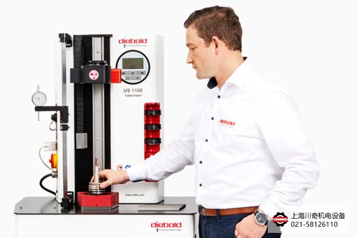 德国Diebold US1100智能温控热缩机为满足不断发展的市场需求和工艺优化而开发