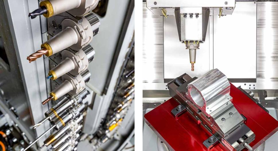 德国Diebold-JetSleeve ® 2.0端面环喷热缩刀柄- 有效解决铣削难题!